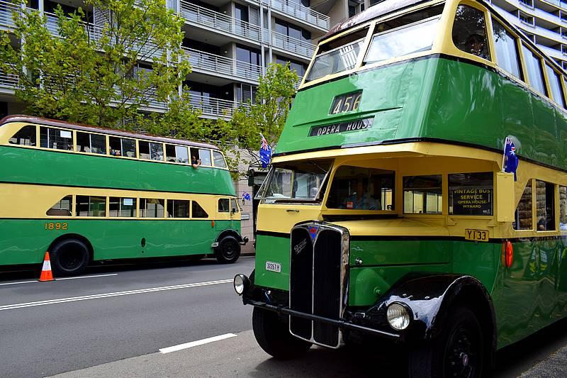 ancien bus