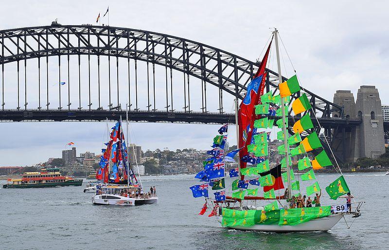 bateau australie