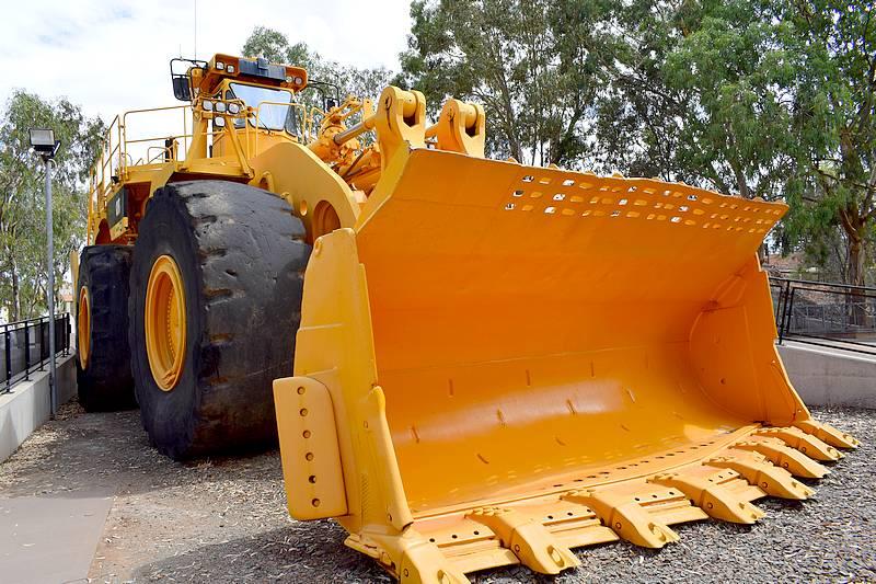 camion mines australie