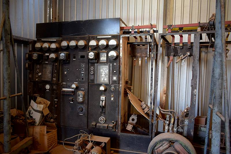ancien générateur