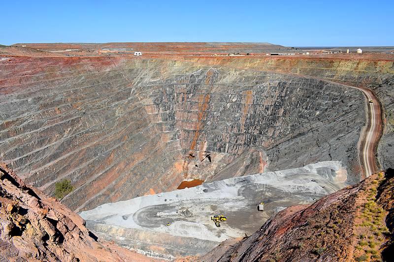 mine de gwalia