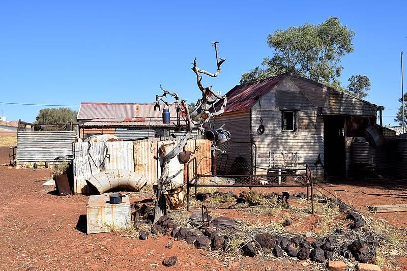 ville gwalia australie