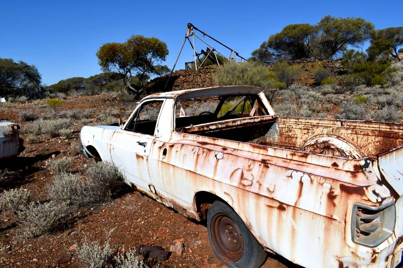 voiture année 80 Australie