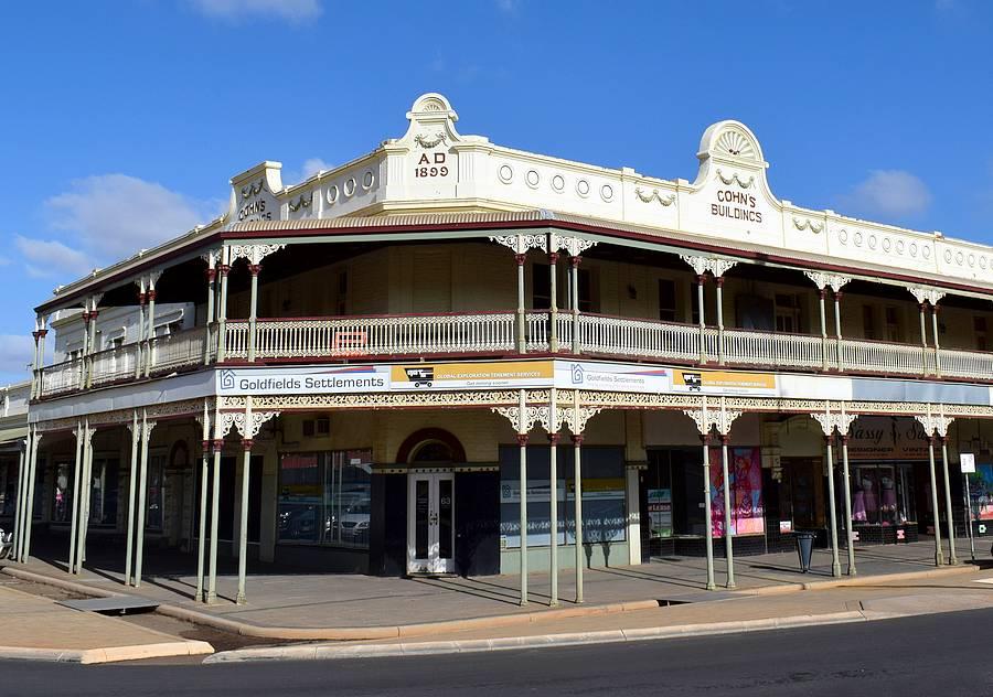 kalgoorlie australie