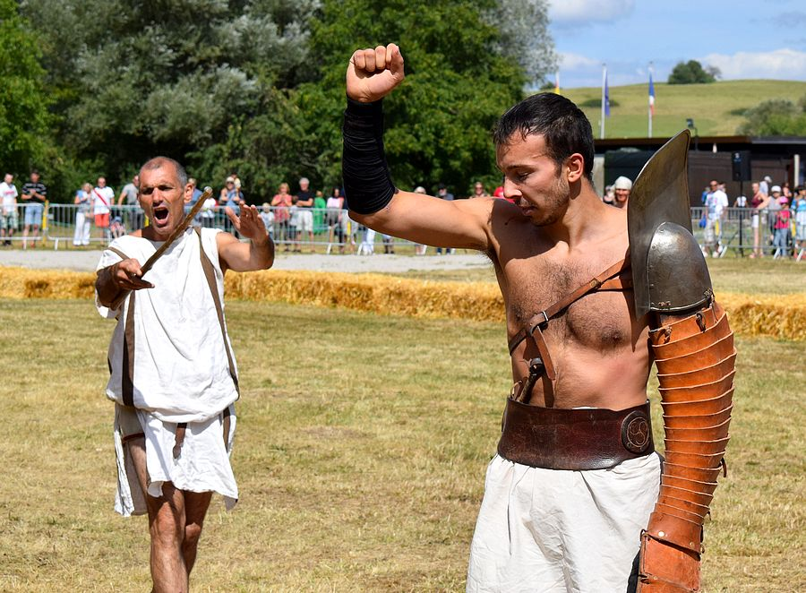 gladiateur romain