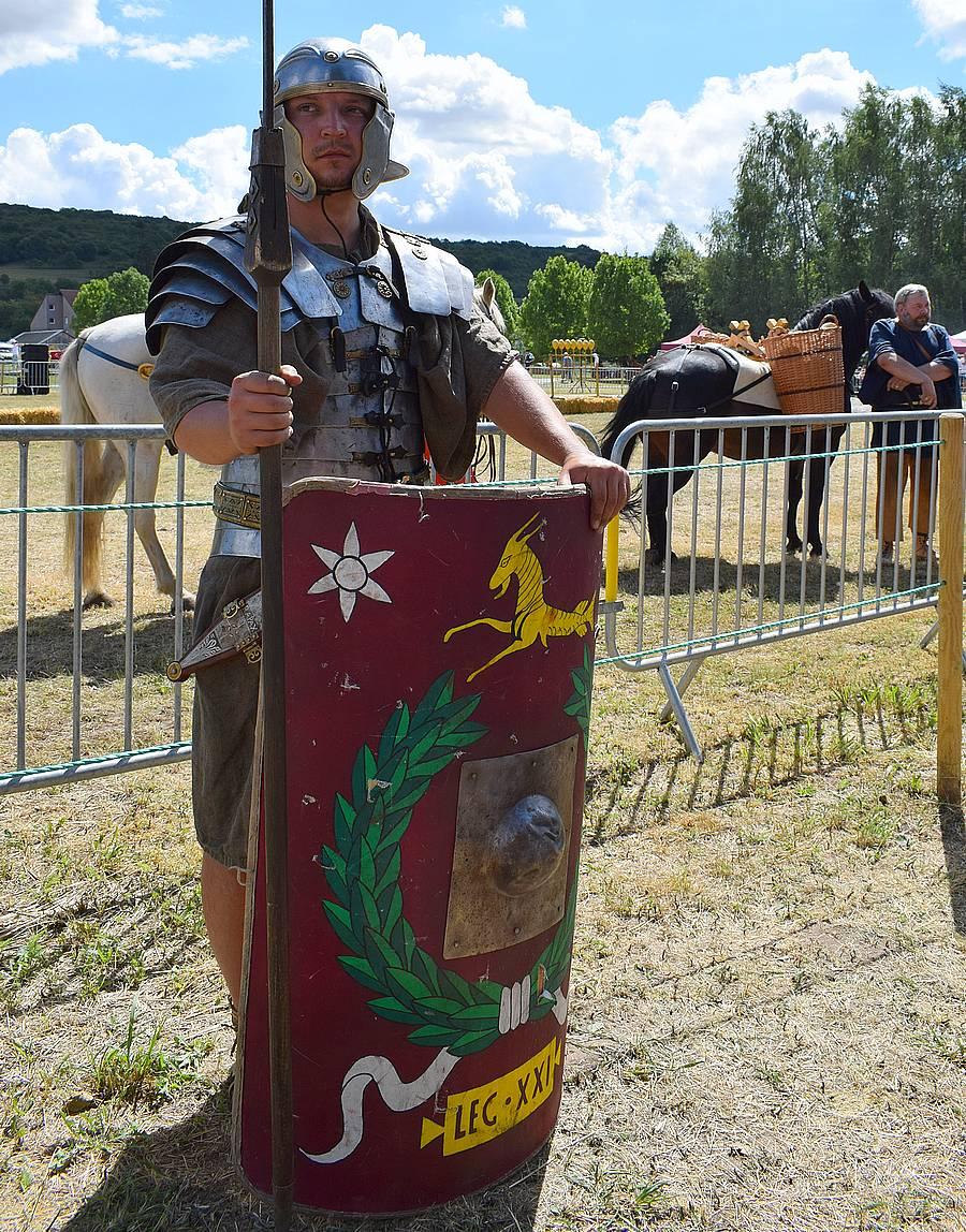 legionnaire romain