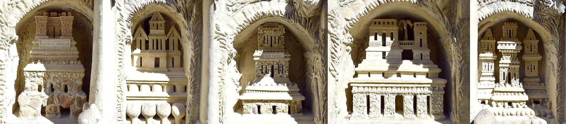 temples palais ideal