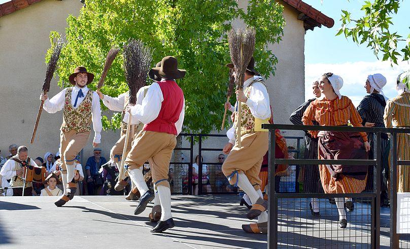 danse traditionnelle france