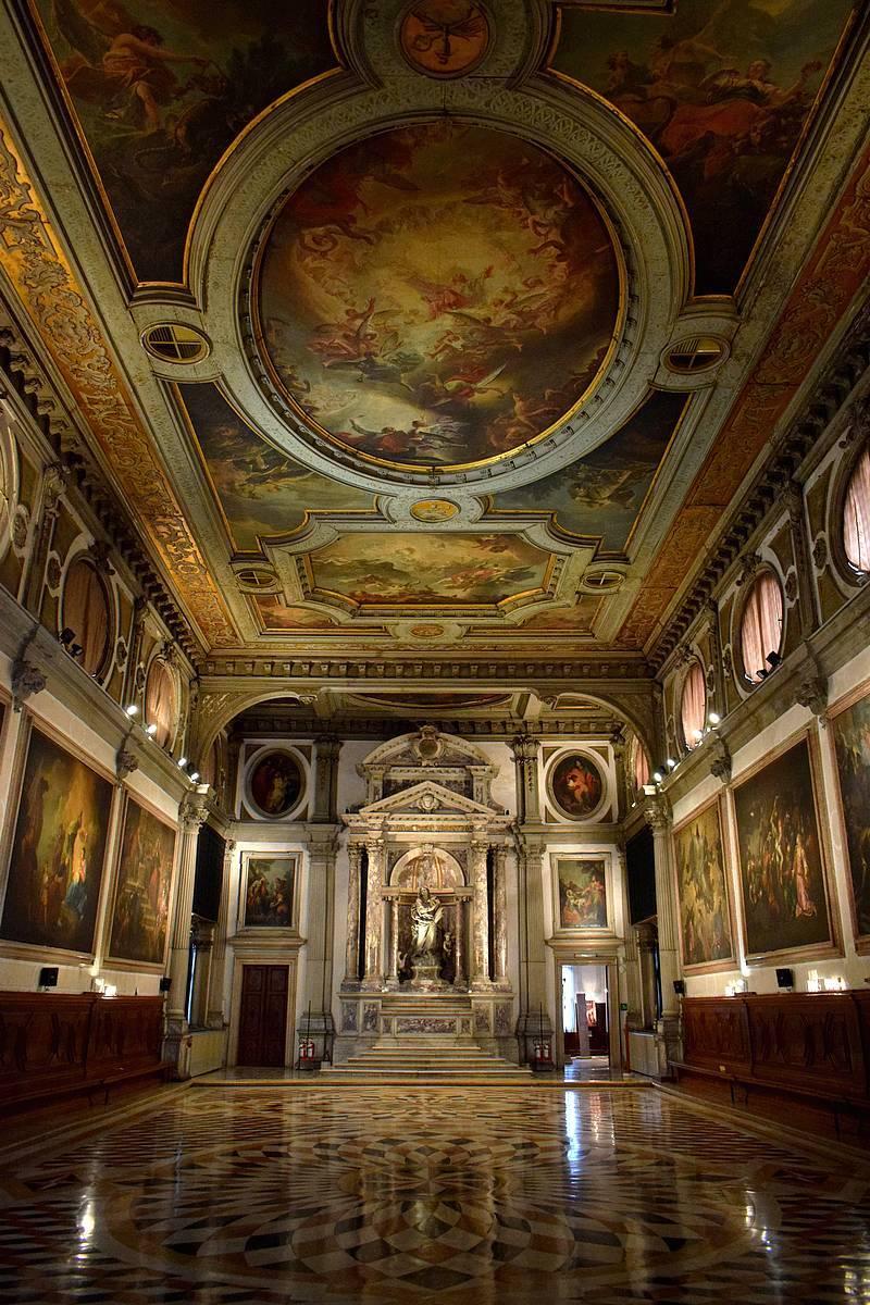 San Giovanni Evangelista venise