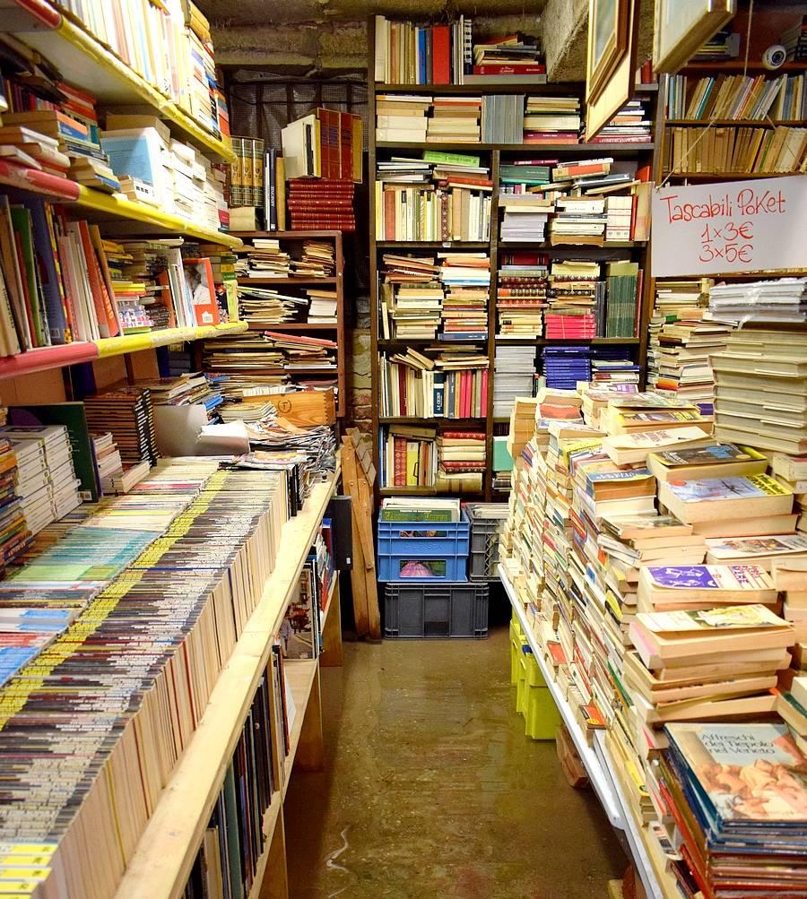 librairie acque alta