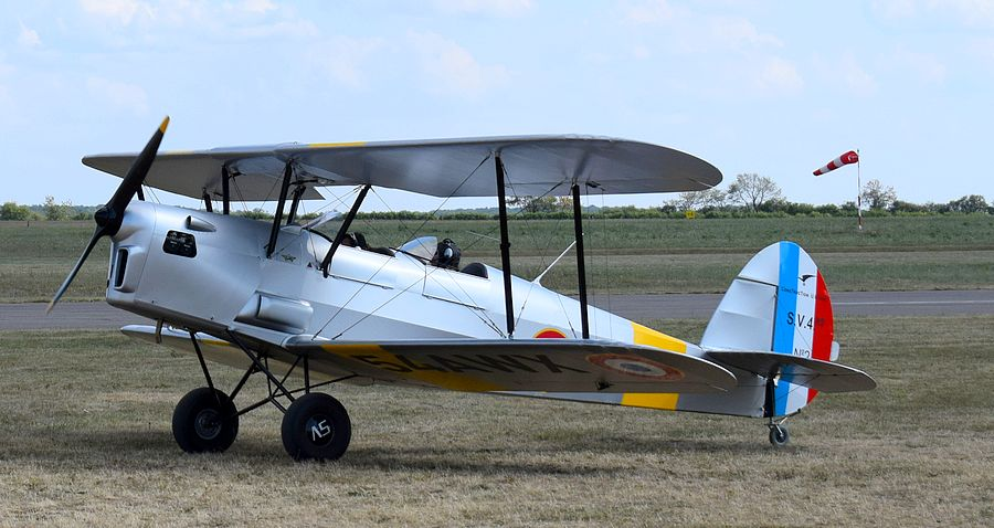 vieil avion