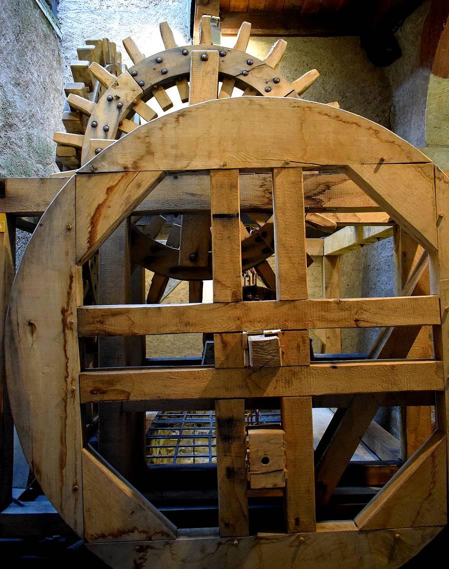 puits mecanique