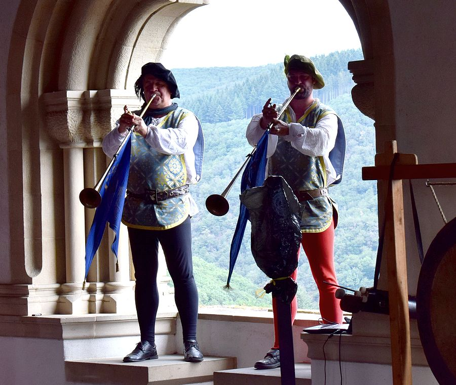 trompette medievale