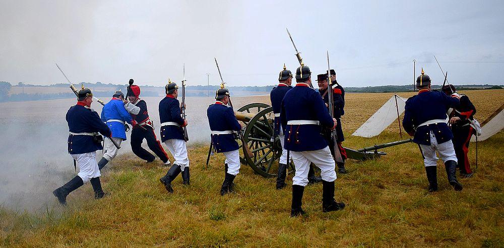 champs de bataille 1870