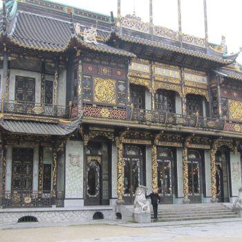 jardin du pavillon chinois