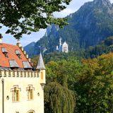 château hohenschwangau neuschwanstein