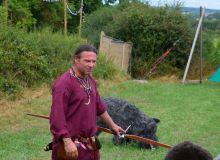 archer moyen âge