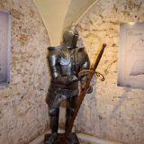 armure moyen âge chevalier