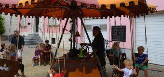 carrousel manuel médiéval
