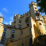 château hohenschwangau dessous