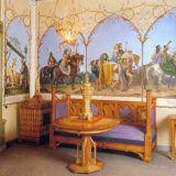 chateau hohenschwangau interieur