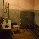 chambre officier bunker