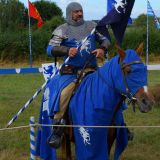 chevalier fête médiévale Dudelange