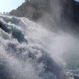 chutes du rhin suisse