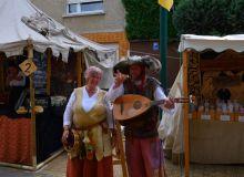 Couple musique médiévale