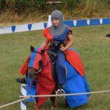 enfant chevalier cavalier