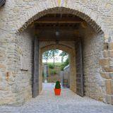 Entrée château Malbrouck