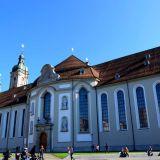 église abbaye saint gall