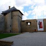 Intérieur château Malbrouck