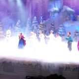 reine des neiges spectacle disneyland paris 2
