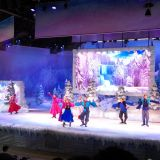 reine des neiges spectacle disneyland paris 4