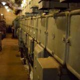salle des moteurs bunker
