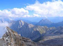 sommet Zugspitze