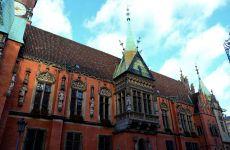 architecture-hotel-de-ville-wroclaw